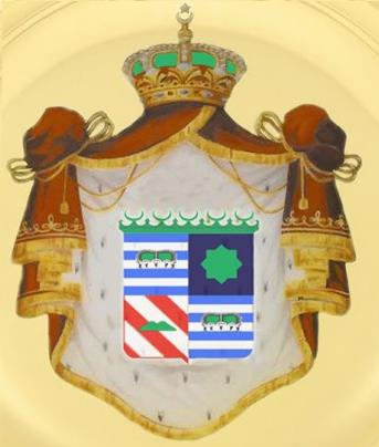 Герб рода Джараштиевых